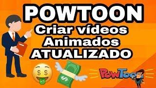 CRIAR VIDEOS ANIMADOS: COMO USAR O POWTOON PARA CRIAR VIDEOS ANIMADOS 2019