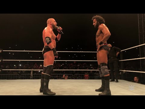 Triple H, Jinder Mahal engage in a classic Supershow showdown thumbnail