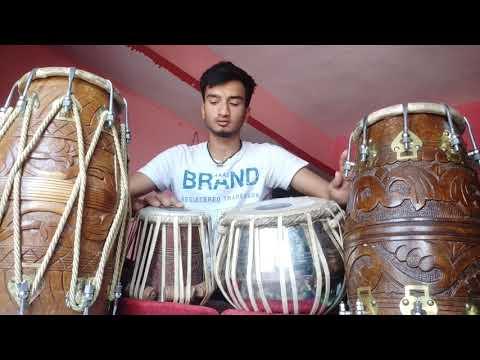    Dholak Tabla Cover    Bhor Bhayi    Navratri Special    Deepak Kandpal