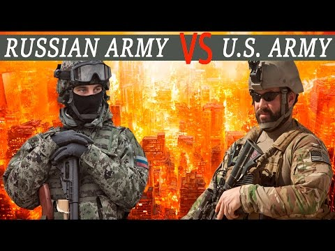 Russian army vs U.S. army. Military Power Comparison 2016