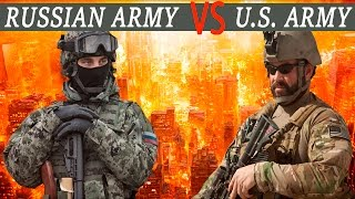 Russian army vs U.S. army. Military Power Comparison 2016