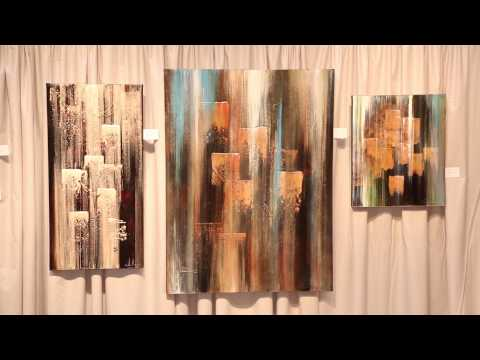 Art Exhibition   Evolution of Consciousness by Agatha Grima