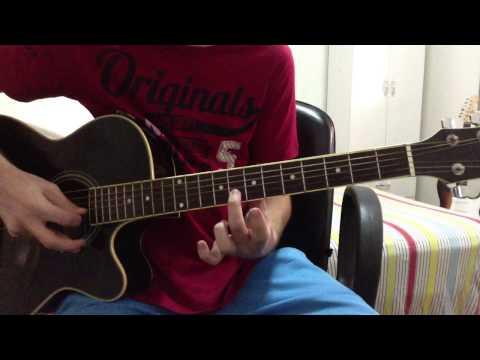 Clichê - João Neto & Frederico part. Jorge & Mateus -- Violão Instrumental (com intro e letra)