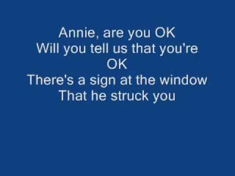 Smooth Criminal Alien Ant Farm [Lyrics]