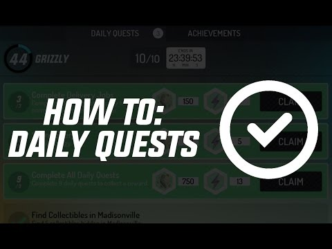 Gangstar New Orleans: HOW TO COMPLETE DAILY MISSIONS
