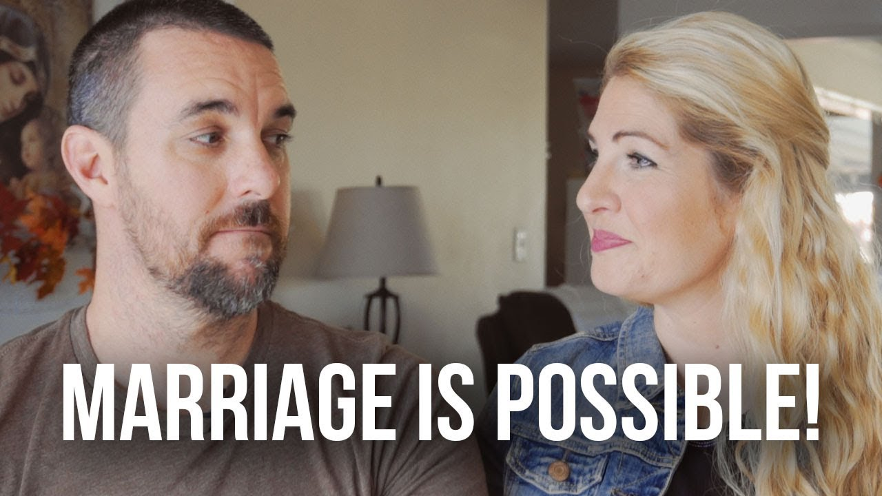 Don't Fear Marriage