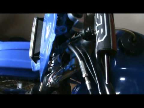 ttr225 headlight wiring youtubettr225 headlight wiring