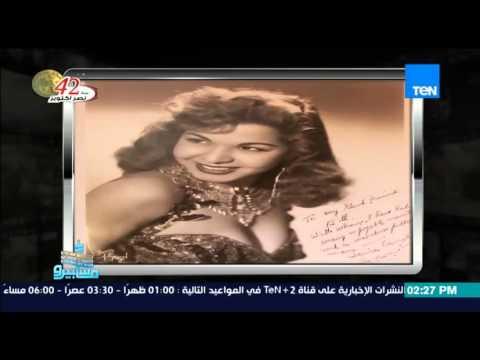 ماسبيرو   Maspiro - سمير صبري يكشف سر زواج رشدي اباظة من صباح وماذا فعلت سامية جمال