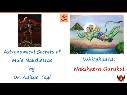Whiteboard: Astronomical Mysteries of Moola Nakshatra Explained by Dr. Aditya Togi