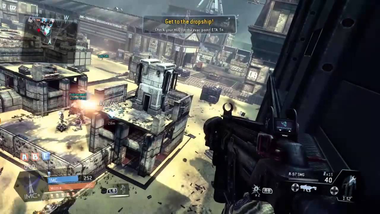 Titanfall: The Great Escape