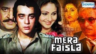 Mera Faisla - 1984 - Sanjay Dutt - Rati Agnihotri - Full Movie In 15 Mins