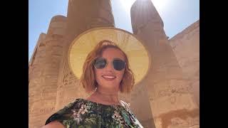 Ольга Кузьмина в Египте Часть 3