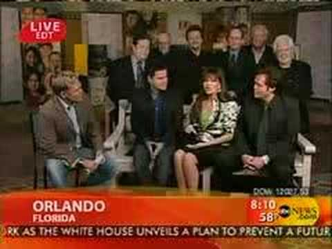 The Osmonds Interview on Good Morning America