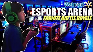 Esports Arena | Walmart - A Victory Royale | Kids Gaming - Ashcraft