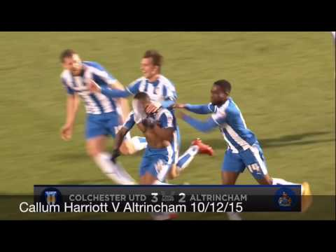 Best Goals Of The Season! | Colchester United | 2/6/16