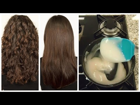 Homemade Hair Treatment For Frizzy Dry And Damaged Hair