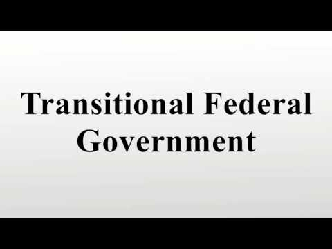 Transitional Federal Government