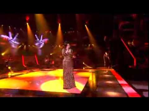 The Voice Australia Karise Eden sings Stay With Me Baby