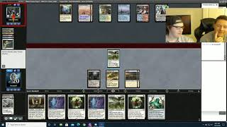 Death and Taxes VS 4C Uro Pile MTG Modern