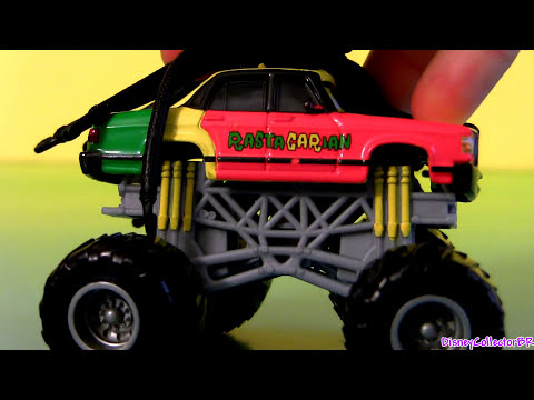 Monster Truck Mater Cars Toons Toys Tormentor Frightning Mcmean