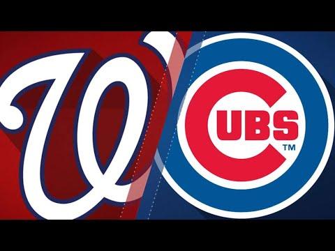 Botes walk-off slam caps Cubs comeback: 8/12/18