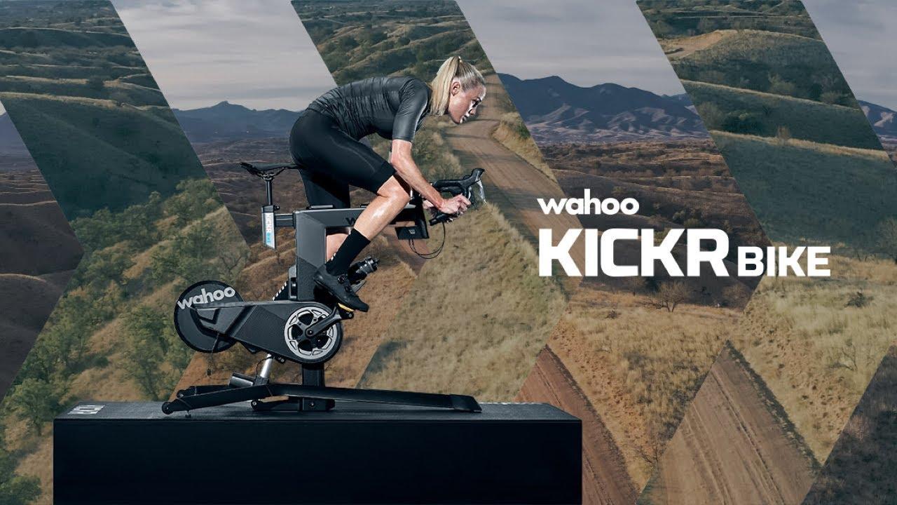 Wahoo announces the KICKR BIKE