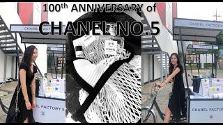 샤넬 NO.5 100주…