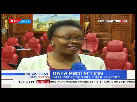 DATA PROTECTION BILL: Committee collecting public views