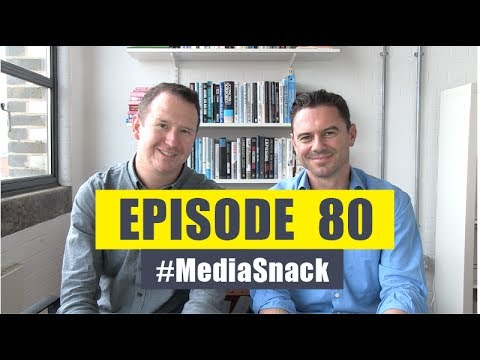 #MediaSnack Ep. 80: Why MERGE agencies Maxus and MEC?