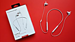 pHIATON CURVE BT 120 NC Wireless Earbuds Review