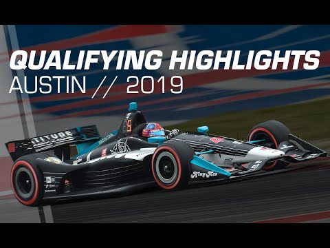 2019 NTT INDYCAR Series: Austin Qualifying Highlights