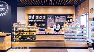 Барные стойки и мебель для кафе от фабрики профессиональной мебели Интерия(, 2017-04-30T23:23:28.000Z)