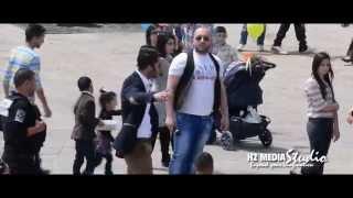 Bethlehem Palms Sunday © أحد الشعانين في بيت لحم | Flash Mob