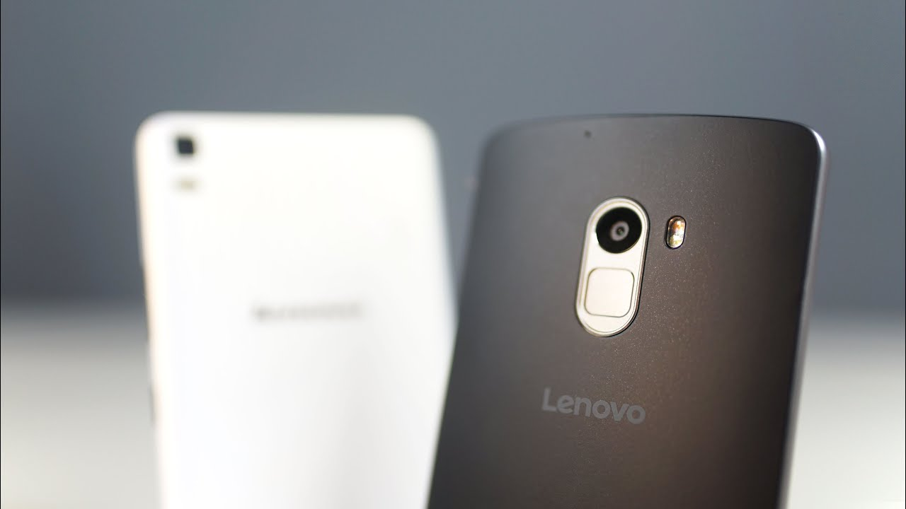 Lenovo K4 Note Vs K3 Note Comparison