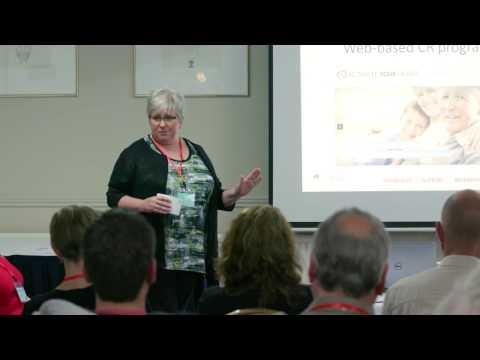 Beat SCAD Conference 2016 - Nikki Gardiner - Cardiac Rehab & Exercise
