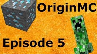 OriginMC Ep: 5 Sponge