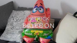 Patrick balloon