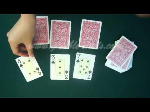 пластиковые карты--Fournier 2818--покер обман.avi
