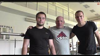 """#Тяжелая атлетика""""Мои подписчики умные и сильные""""#Weightlifting"""