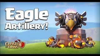 The Clash of Clans Eagle Artillery Activation Explained