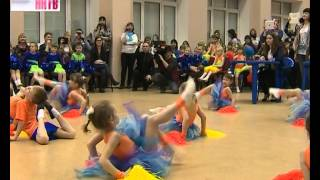 Открытый чемпионат Нижнего Новгорода по черлидингу