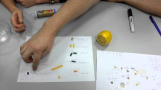 Измерение рН в Школе Павла Баженова 2ч