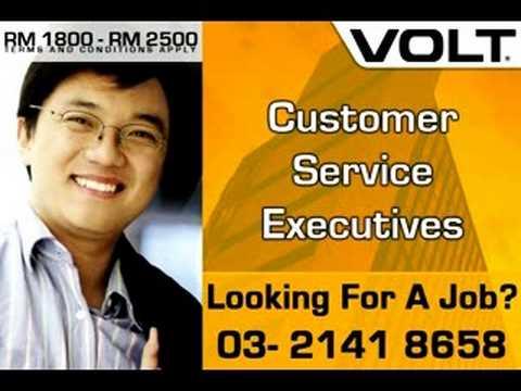 Volt Asia Job Vacancy Ad 2