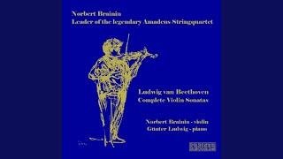 Sonata Nr.5 in F-Dur, Op.24