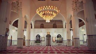 الاذان من مسجد الرحوية - تيارت