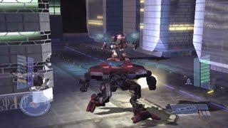 MechAssault 2: Lone Wolf (Xbox) gameplay