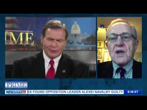 Alan Dershowitz - Trump Will Win on Travel Ban at Supreme Court