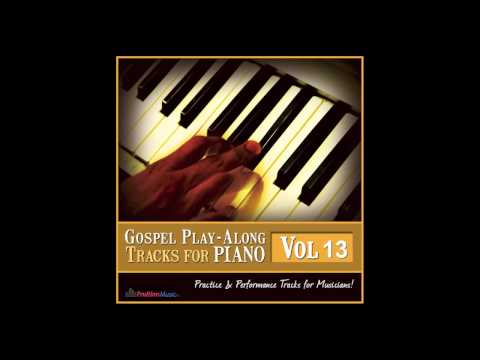 Welcome Holy Spirit (C) [Originally Performed by Mark Condon] [Piano Play-Along Track] SAMPLE