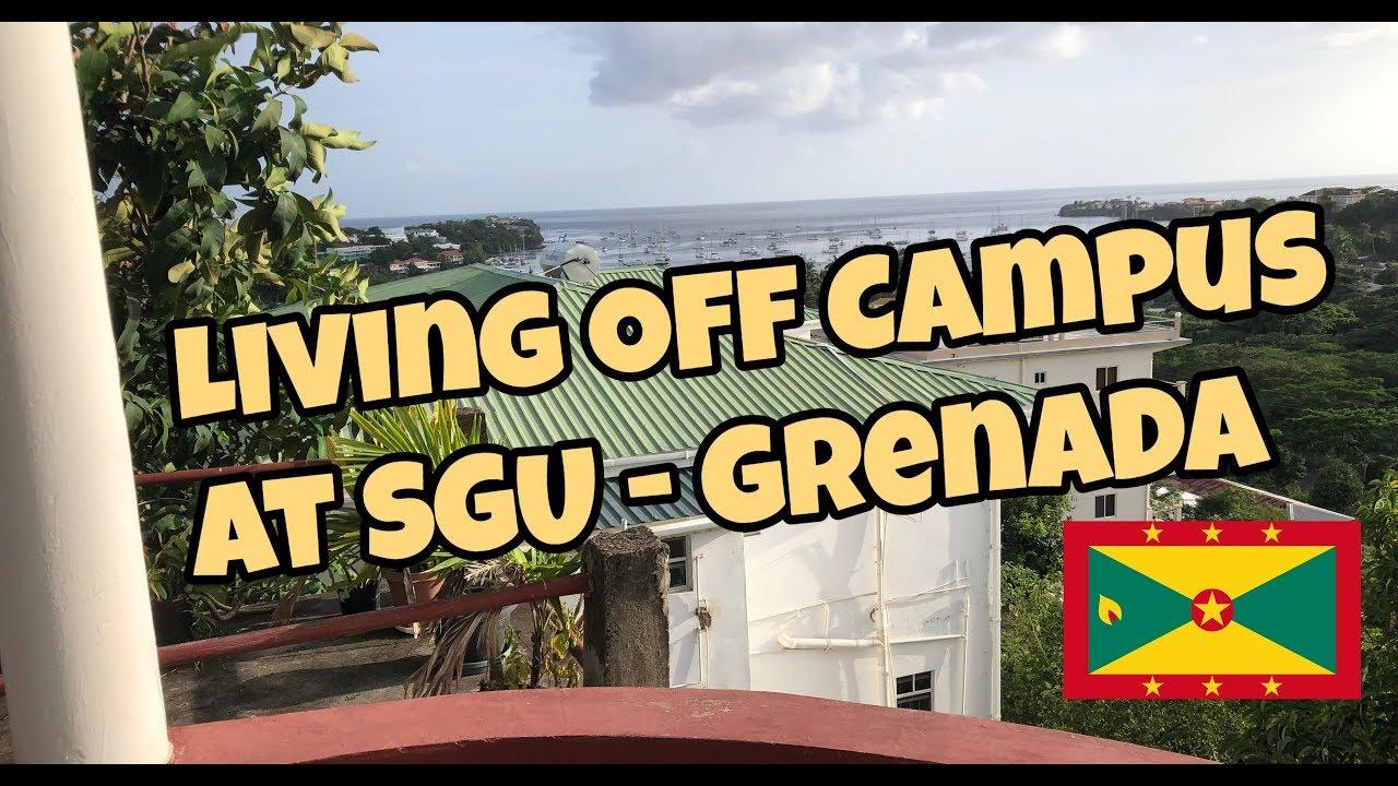 SGU Off Campus | Living Off Campus in Grenada - YouTube
