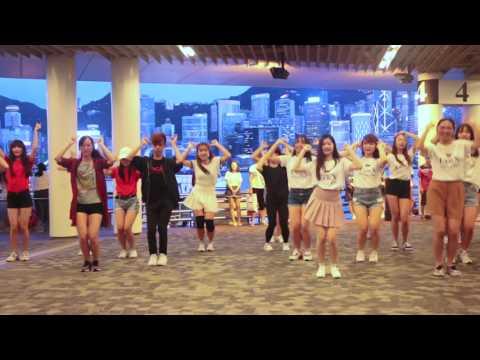 PUBLIC KPOP RANDOM DANCE CHALLENGE PARTY in hong kong Mp3